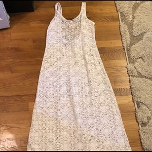 Tommy Bahama Lace Floor Length Cover Up